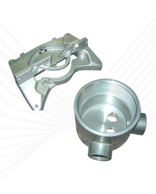 Aluminium Machining Components